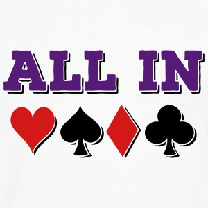 All in 3C T-Shirts - Men's Premium Long Sleeve T-Shirt