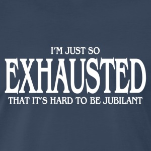 EXHAUSTED Sportswear - Men's Premium T-Shirt