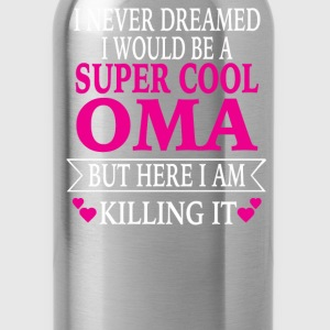Super Cool Oma - Water Bottle