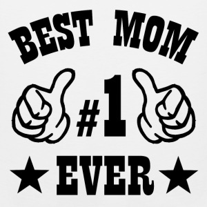 BEST MOM EVER1.png T-Shirts - Men's Premium Tank