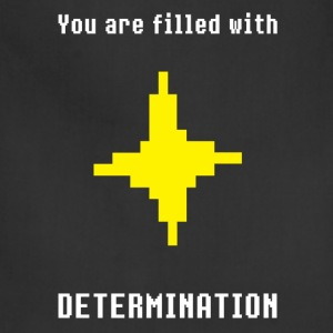 determination - Adjustable Apron