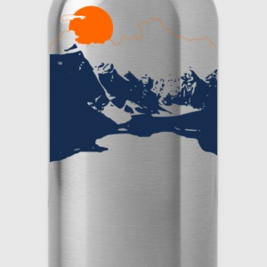 Mountains - Water Bottle