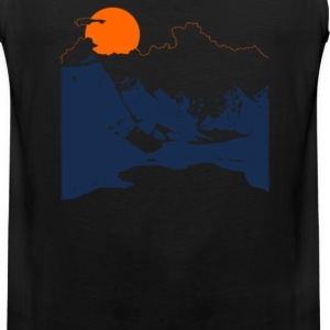 Mountains - Men's Premium Tank