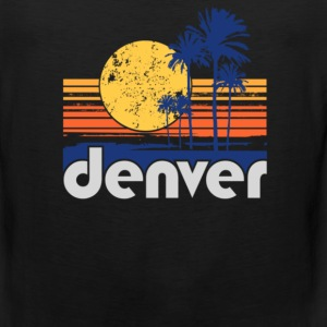 Palm Trees of Denver - Men's Premium Tank