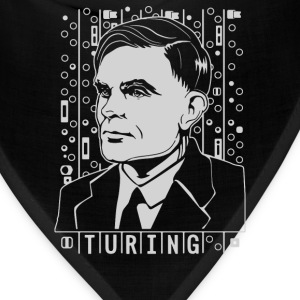 Alan Turing Tribute - Bandana