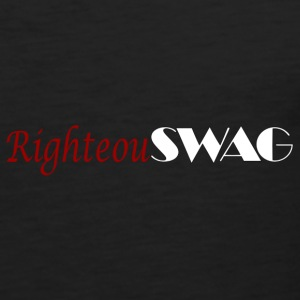 RighteouSWAG_logo Hoodies - Men's Premium Tank
