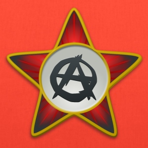 Anarchist star - Tote Bag