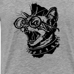 Funk Cat - Men's Premium T-Shirt