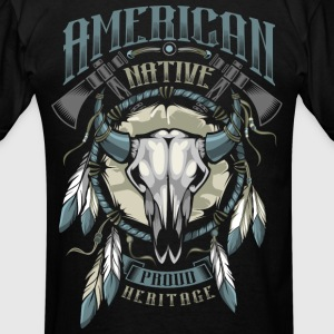 American Indian Hoodies - Men's T-Shirt