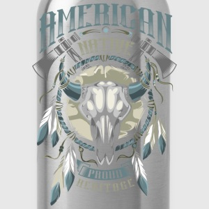 American Indian Hoodies - Water Bottle