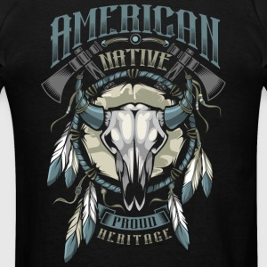 American Indian Polo Shirts - Men's T-Shirt