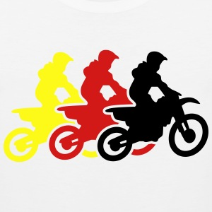 motocross T-Shirts - Men's Premium Tank