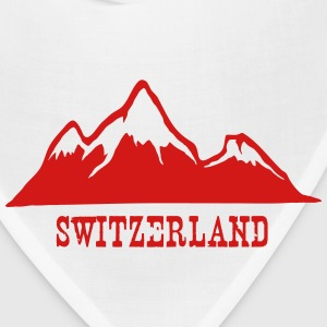 Switzerland T-Shirts - Bandana