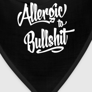 Allergic To Bullshit - Bandana