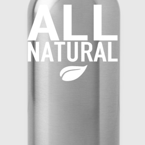 All Natural - Water Bottle