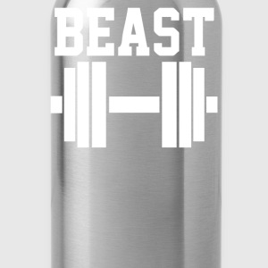 beast  mode - Water Bottle