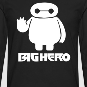 big hero - Men's Premium Long Sleeve T-Shirt