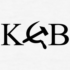 KGB Mugs & Drinkware - Men's T-Shirt