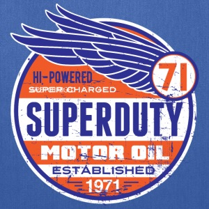 Superduty oil - Tote Bag