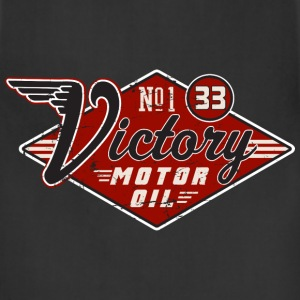 Victory Motor Oil - Adjustable Apron