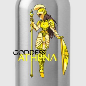 Goddess Athena t-shirt for men - Water Bottle