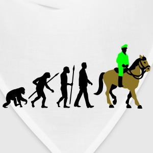 evolution_cop_on_horse_09_201603_3c T-Shirts - Bandana