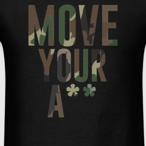 Move Your A - Men's T-Shirt