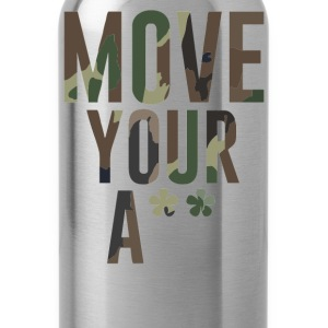 Move Your A - Water Bottle