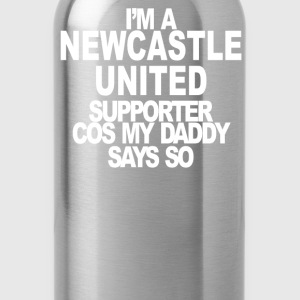 Newcastle United Supporter - Water Bottle