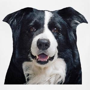 Border Collie T-Shirts - Adjustable Apron