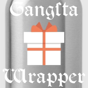 Gangsta Wrapper - Water Bottle