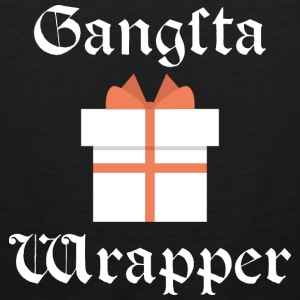 Gangsta Wrapper - Men's Premium Tank