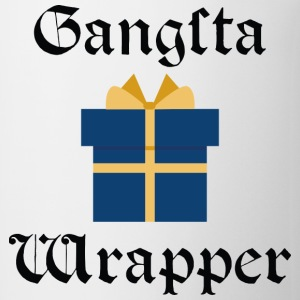 Gangsta Wrapper - Coffee/Tea Mug
