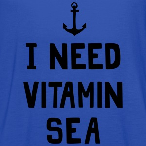I need vitamin sea T-Shirts - Women's Flowy Tank Top by Bella
