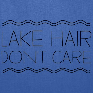 Lake hair don't care T-Shirts - Tote Bag