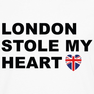 London Stole My Heart - Men's Premium Long Sleeve T-Shirt