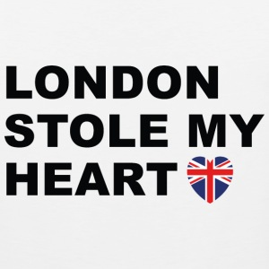 London Stole My Heart - Men's Premium Tank