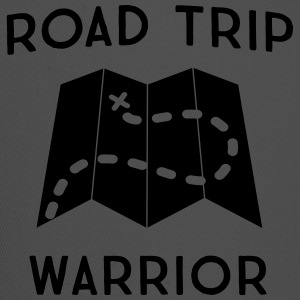 Road Trip Warrior T-Shirts - Trucker Cap