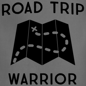 Road Trip Warrior T-Shirts - Adjustable Apron