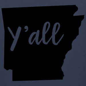 Y'all Arkansas T-Shirts - Men's Premium Tank
