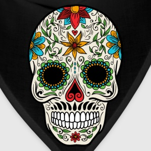 Sugar Skull - Day of the Bags & backpacks - Bandana