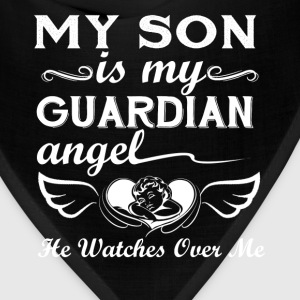 My Son Is Guardian Angel - Bandana