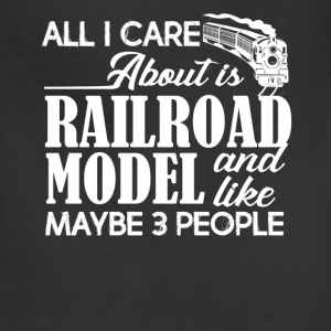 Railroad Model Shirts - Adjustable Apron