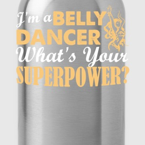 Belly Dancer Shirts - Water Bottle