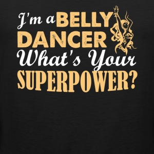 Belly Dancer Shirts - Men's Premium Tank