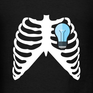 ELECTRICIAN - MY HEART BEATS FOR ELECTRICITY! Sweatshirts - Men's T-Shirt