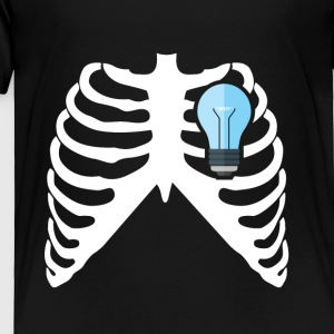 ELECTRICIAN - MY HEART BEATS FOR ELECTRICITY! Sweatshirts - Toddler Premium T-Shirt