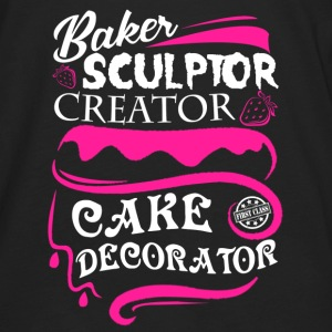 Cake Decorator Class Shirt - Men's Premium Long Sleeve T-Shirt