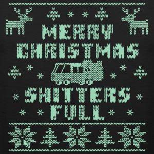 Merry Christmas Shitters Full - Men's Premium Tank