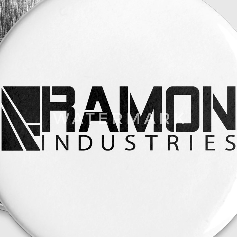 RAMON INDUSTRIES - 56 mm Button - Large Buttons